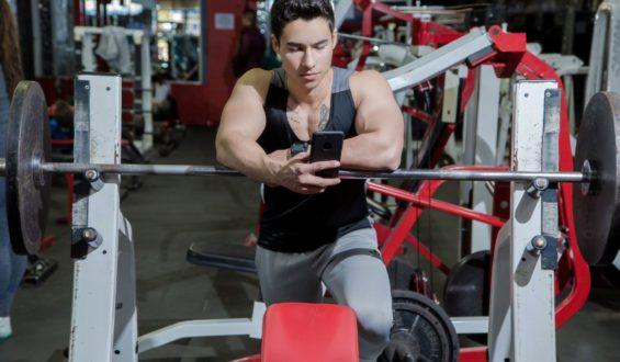 Białko serwetkowe do treningu